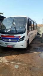 Venda de micro ônibus com a vaga na linha rodando - 2008