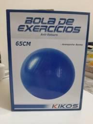 Bola de Exercícios/Pilates Kikos, 65cm.