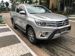 Hilux SRX 2.8 Diesel 4x4 Automática 18/18 - 2018