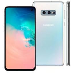 Vendo celular Galaxy S10e Branco 128GB, 6GB RAM