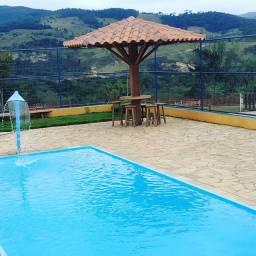 Aluga sítio campinho Rio Manso