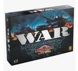 WAR Edição Especial/ Semi usado