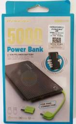 Power Bank Pineng 5.000 Mah Slim Pn-952