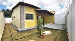 Extremoz, Paraíso de estivas, 10 x 20, 71 m², 2 quartos 1 suíte, Grama na frente