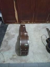 Case Luxo para Violão, Guitarra e Baixo