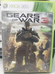 JOGO DE XBOX 360 GEWARS OF WAR 3.