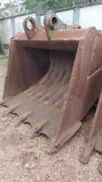 Conchas de Escavadeira para Volvo 360 - 5 un. - #7850