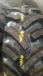 Recapagem de pneus de maquinas