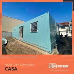 Loja ou Casa em Container