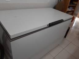 Freezer Horizontal Consul Usado 340Lts - Branco 220V