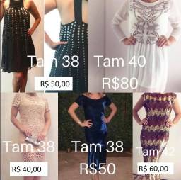 Vestidos de festa barato