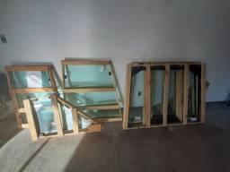 Vidros para Tratores e Máquinas
