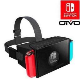 Óculos Vr 3d Para Nintendo Switch Oivo iv-sw1865