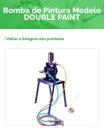 Bomba de pintura usada