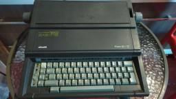 Máquina de escrever Olivetti Praxis 201