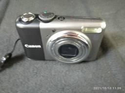 Título do anúncio: Câmera fotográfica CANON