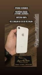 Título do anúncio: iPhone 8 256GB