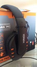 Título do anúncio: Headseat USB fone de ouvido