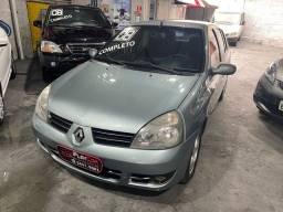 Clio sedan 1.6 completo 2008