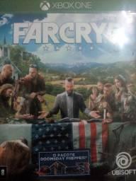 Vendo jogo XBOX ONE FARCRY5