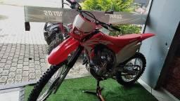Nova Honda CRF 250F 2021