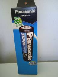Pilhas Panasonic AA Super Hyper