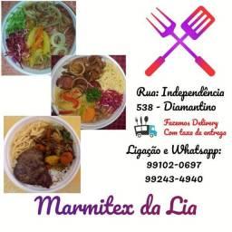 """"""" MARMITEX DA LIA """""""
