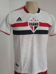 Camisas Diversos Times Flamengo São Paulo