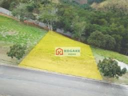 Título do anúncio: Terreno à venda, 1000 m² por R$ 205.000,00 - Recanto Santa Barbara - Jambeiro/SP
