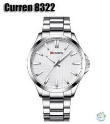 Título do anúncio: Relógio Curren 8322 analógico luxo original