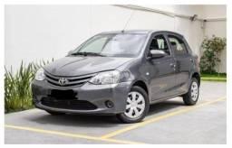 Título do anúncio: Toyota Etios 1.3 16v X 5p