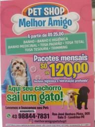 Pet Shop Melhor Amigo