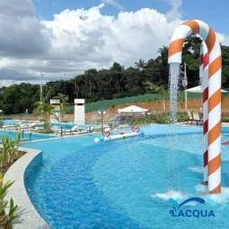 Parque aquático em Manaus/ Lacqua Residenza de 237 M² a 450 M²