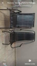 Vendas e reformas de cadeiras de área e de junco