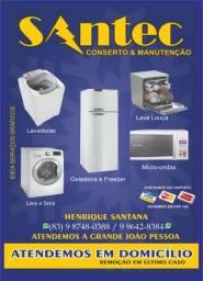 Conserto em Máquinas de Lavar, Geladeiras, Lava e Seca, Lava Louças e Micro Ondas