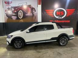 VW/SAVEIRO CROSS 1.6  CABINE DUPLA - 2019 - 15 Mil de entrada