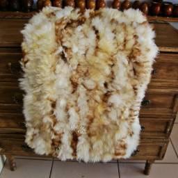 Pelegos de Ovelha Pouco Cheiro Macios Para Casa - Mesclado