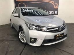 Toyota-Corolla Gli 1.8 aut Financiamos sem comprovação de renda
