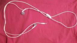 Fone de ouvido original Samsung novo