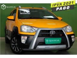 Toyota Etios cross 2014 1.5 16v flex 4p manual
