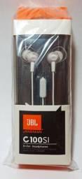 Fone de ouvido JBL C100SI