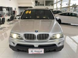 Título do anúncio: X5 2003/2004 4.4 SPORT 4X4 V8 32V GASOLINA 4P AUTOMÁTICO