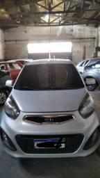 Kia picanto 11/12 completo venda ou troca de maior valor polo, onix, hb20!!!