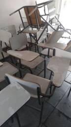 Cadeiras com apoio de braço