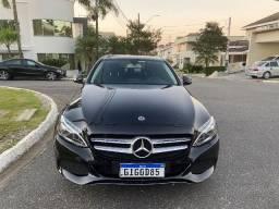 Título do anúncio: Vendo ou Troco Mercedes C180 9G-Tronic 2018 Flex