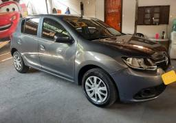 Renault Sandero 1.6 completo Sem entrada +48x fixas
