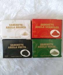 Sabonete Argila