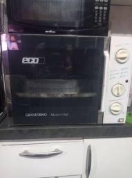 Título do anúncio: Vendo esse forno Granforno Master Chef Eco de 50 L voltagem 220