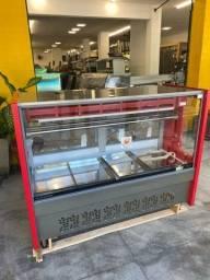 Balcão refrigerado para carne / polar - faça sua cotação a partir de r$ 6.299,00