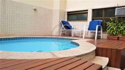 Loft à venda com 1 dormitórios em Lagoa, Rio de janeiro cod:894760